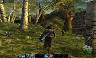 Aralon Sword and Shadow HD Android Game Image 1