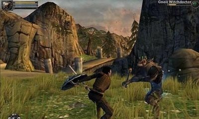 Aralon Sword and Shadow HD Android Game Image 2