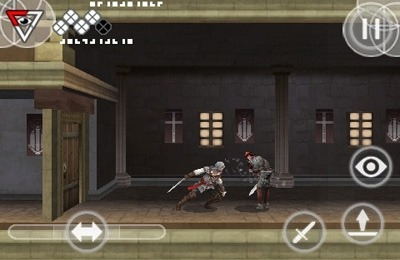 Assassin's Creed II Discovery iOS Game Image 1