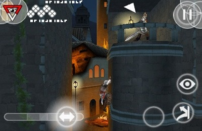 Assassin's Creed II Discovery iOS Game Image 2