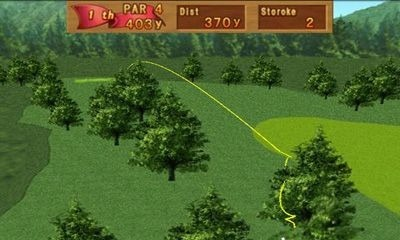 Cup! Cup! Golf 3D! Android Game Image 2