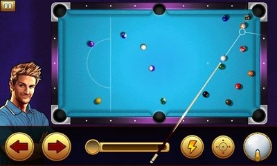 Midnight Pool 3 Android Game Image 2