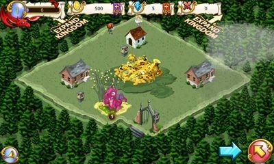 Tap Dragon Park Android Game Image 2