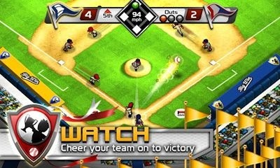 Big Win Baseball Android Game Image 1