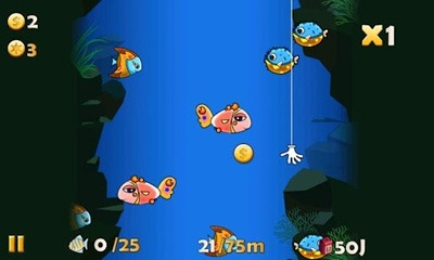 Download Free Android Game Doraemon Fishing 2 - 2507