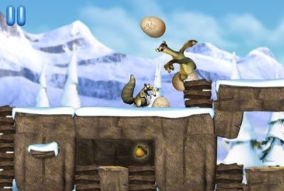Ice Age: Dawn Of The Dinosaurs iOS Game Image 2