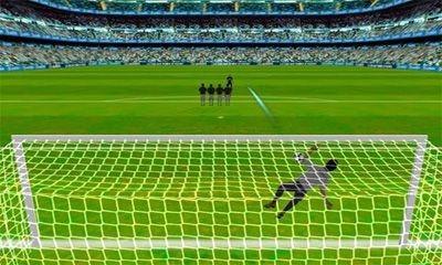 Iniesta VS. Casillas Android Game Image 2