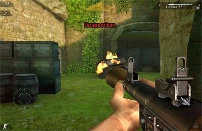 Modern Combat 2: Black Pegasus iOS Game Image 1