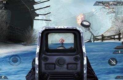 Modern Combat 2: Black Pegasus iOS Game Image 2