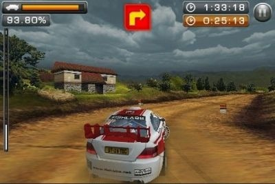 Rally Master Pro 3D iOS Game Image 1