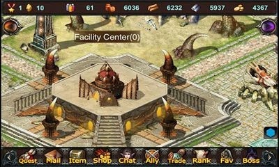 Chaos War Android Game Image 1