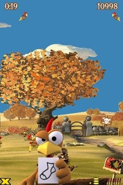Crazy Chicken Deluxe - Grouse Hunting iOS Game Image 1