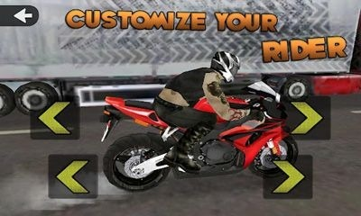 Highway Rider Android Game Image 1