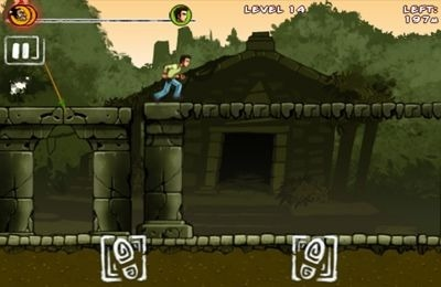 Run like hell! iOS Game Image 1