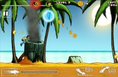 Run like hell! iOS Game Image 2