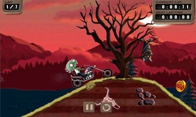 Zombie Rider iOS Game Image 2