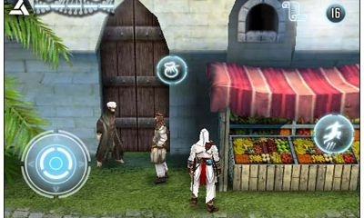 Assassin's Creed Android Mobile Phone Game Image 2