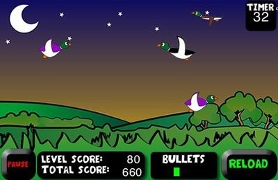 Duck Hunting iOS Game Image 2
