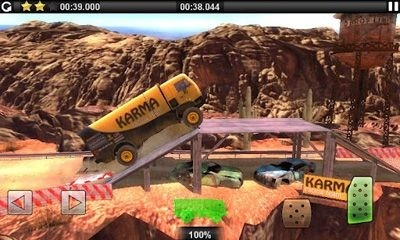Offroad Legends Android Game Image 2