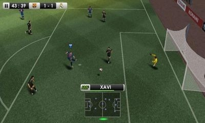 PES 2012 Pro Evolution Soccer Android Game Image 2