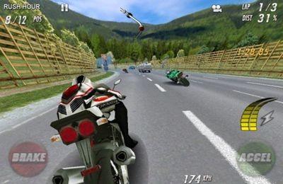 Streeetbike. Full blast iOS Game Image 2