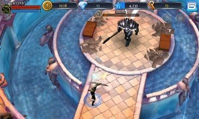 Dungeon Hunter 3 Android Game Image 1