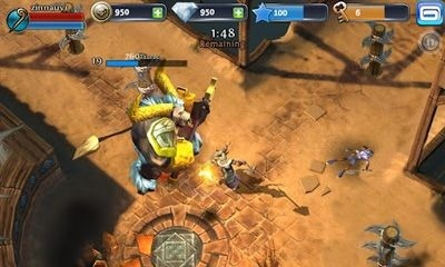 Dungeon Hunter 3 Android Game Image 2
