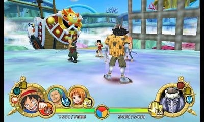 One Piece ARCarddass Formation Android Game Image 2