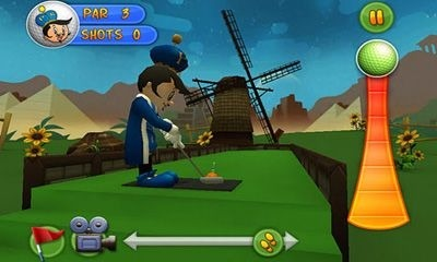 Putter King Adventure Golf Android Game Image 1