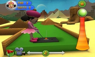 Putter King Adventure Golf Android Game Image 2