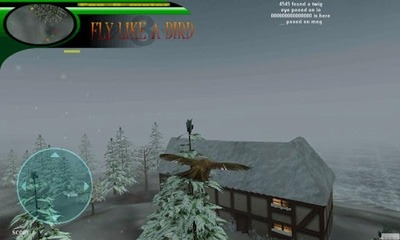 Fly Like a Bird 3 Android Game Image 1