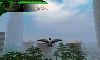 Fly Like a Bird 3 Android Game Image 2