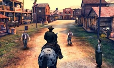 Six-Guns Android Game Image 1