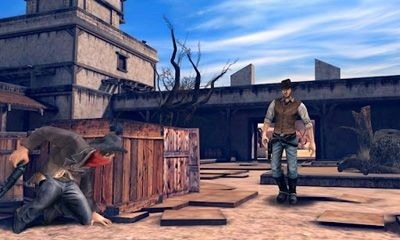 Six-Guns Android Game Image 2
