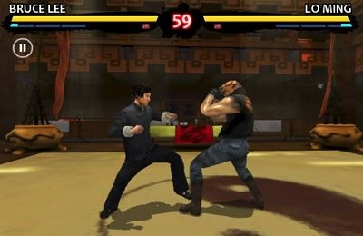 Bruce Lee Dragon Warrior iOS Game Image 2