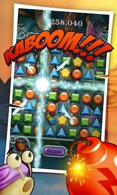 Diamonds Blaze Android Game Image 1