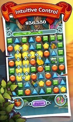 Diamonds Blaze Android Game Image 2