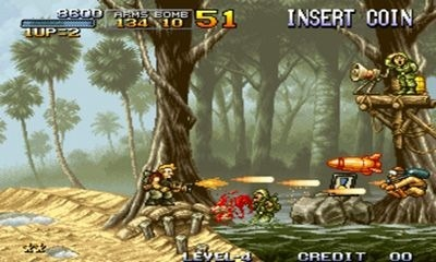Metal Slug II Android Game Image 1