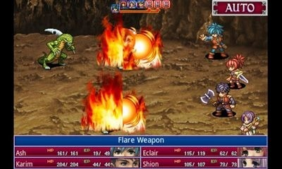 Alphadia Android Game Image 1