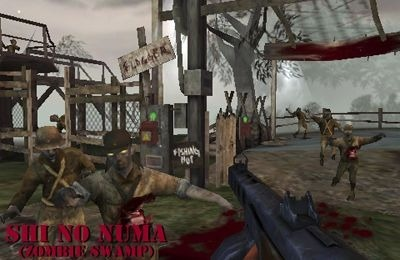 Call of Duty World at War Zombies II iOS Game Image 2