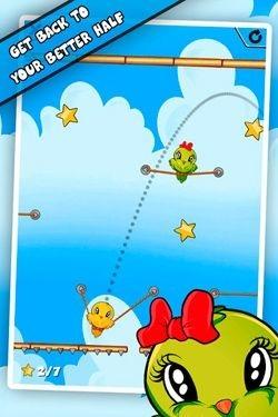 Jump Birdy Jump iOS Game Image 1