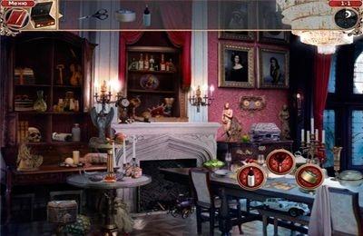 Vampireville: haunted castle adventure iOS Game Image 2