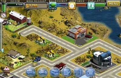 Virtual City iOS Game Image 1