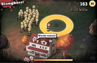 Zombies and Me iOS Game Image 1