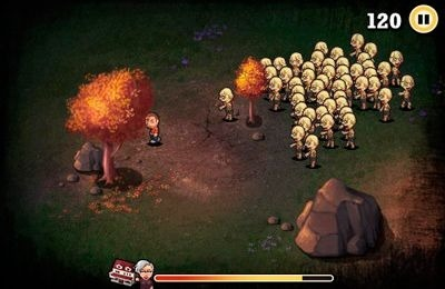 Zombies and Me iOS Game Image 2