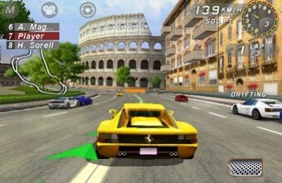 Ferrari GT. Evolution iOS Game Image 1