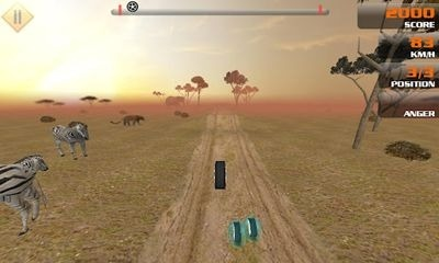 GraviTire 3D Android Game Image 1