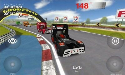 Renault Trucks Racing Android Game Image 1