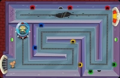 Spy Mouse iOS Game Image 1