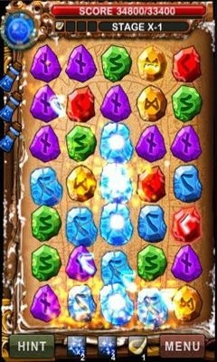 RuneMasterPuzzle Android Game Image 1